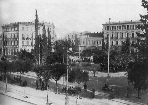 Omonia Square - 1905