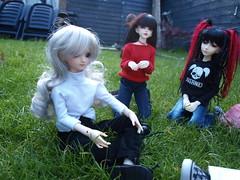 Suki is telling a story (spikelover) Tags: white angel dawn skin dream lisa fei bjd resin morgan rao feilian msd aod dollzone