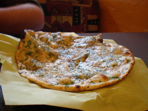 Star of India - Garlic Naan