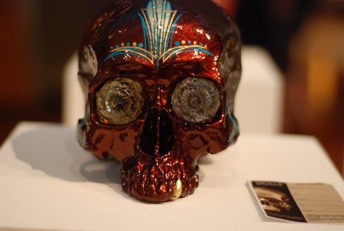 aztec skull tattoos. Aztec Skull Tattoos Label: