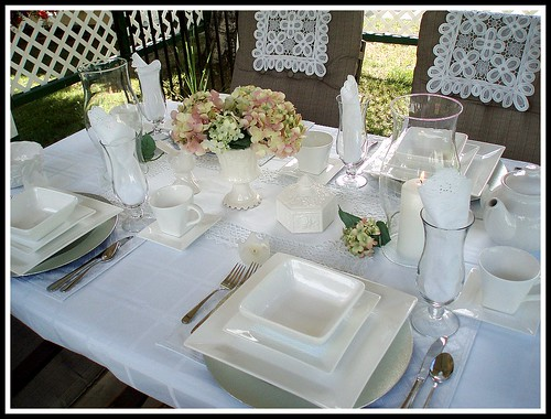 Square Plate Table Setting & Square Plate Table Setting Choice Image - Table Decoration Ideas