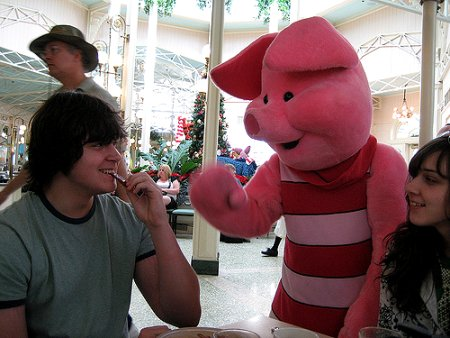 Max & Piglet