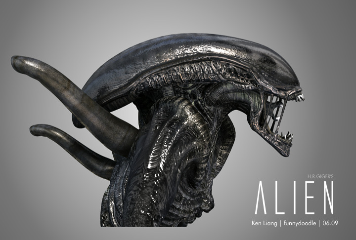 Back > Gallery For > H. R. Giger Alien H.r. Giger Wallpaper