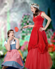 Alice in Wonderland (Courtesy Dave Hanney/Civic Arts Education)