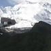 Spidey enjying the view between Upper Pisang and Ghyaru, Annapurna Circuit. Nepal 24MAY09