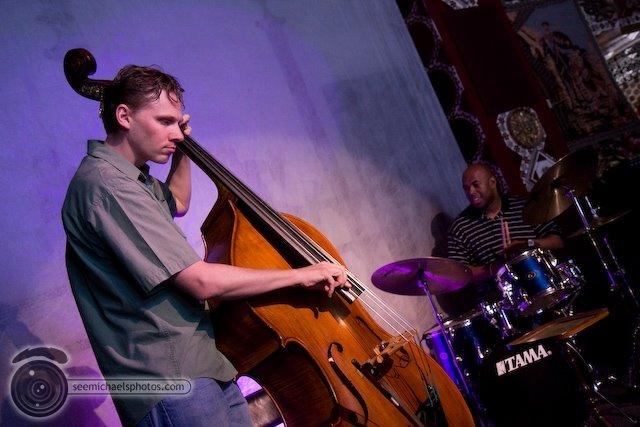 Christian McBride at the Tango Del Rey 62209© Michael Klayman-035