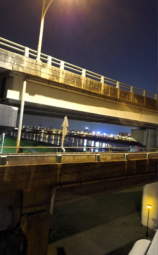 你拍攝的 中興橋。