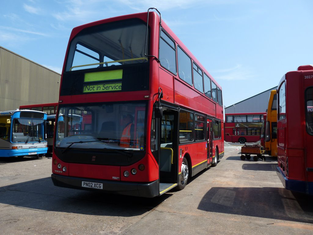 Plymouth Citybus 403 PN02XCG (by didbygraham)