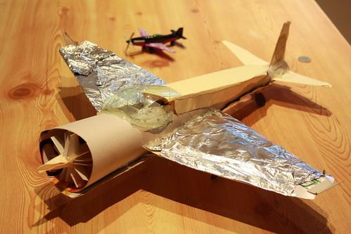 Model Jet Plane