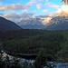 Blindsee, Zugspitze, Sonnenspitze