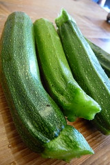 Courgettes Courgettes