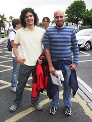 Tommaso e Giuseppe ( Sadako) Tags: ireland tommaso limerick giuseppe