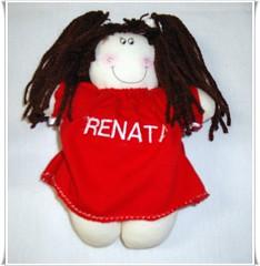 Chaveiro Personalizado (Duda & Cia) Tags: bonecas lembrancinhas chaveiros
