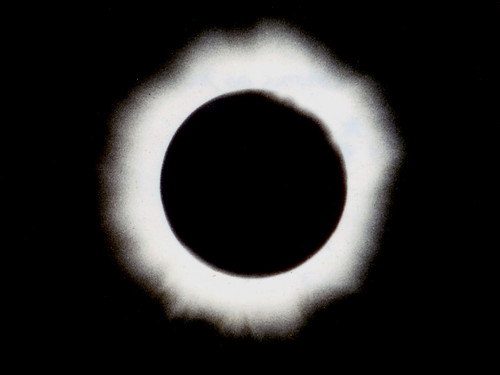 Total Solar Eclipse - Corona
