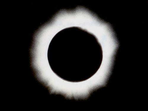 Total Solar Eclipse - Corona