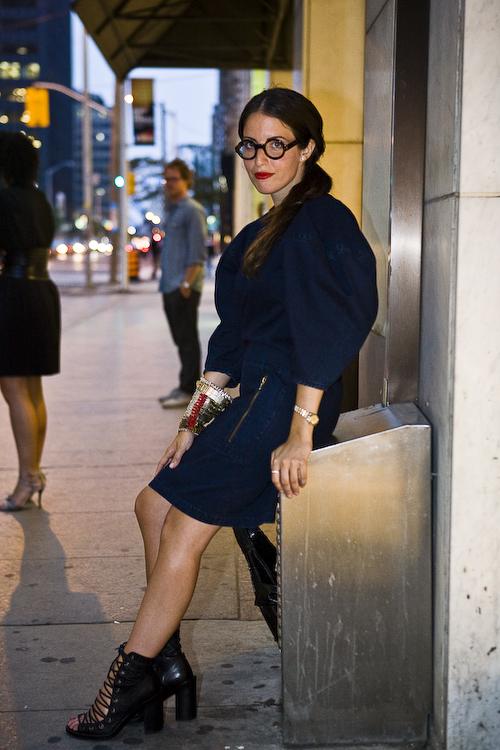 Accesories, Toronto Street Fashion @ Holt Renfew, Toronto