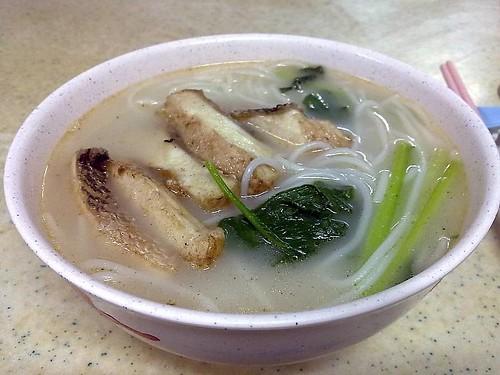 Fish Fillet Noodle