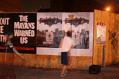 In the action (gaia.streetart) Tags: street art illegal gaia nysat
