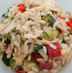 Leftovers: Risotto
