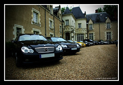Mercedes Benz CS 30 CDI AMG & CLK 55 AMG (Laurent DUCHENE) Tags: mercedesbenz cs amg clk