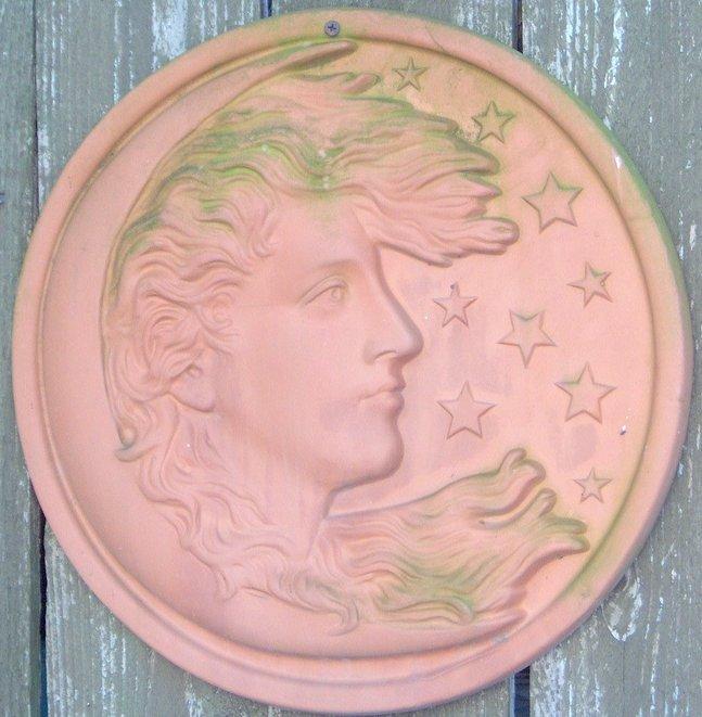 Diana Garden Plaque