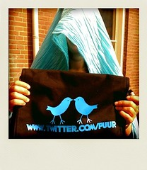 twitter bag @puur