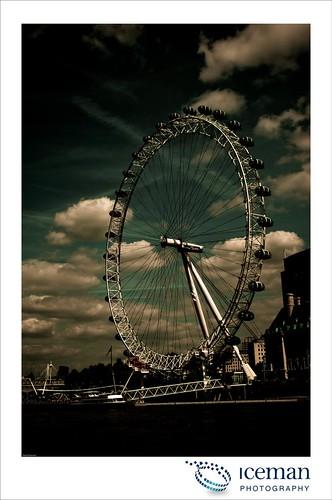 London Eye 001