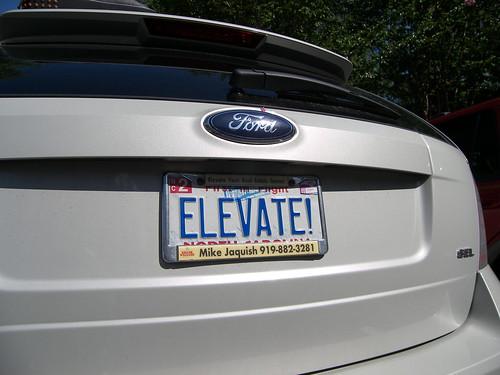 ELEVATE!