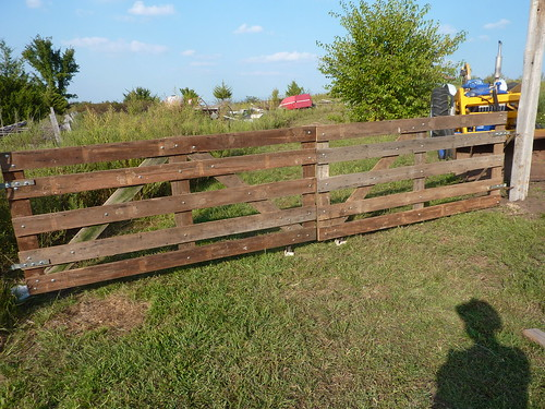 New Gate...Almost Done