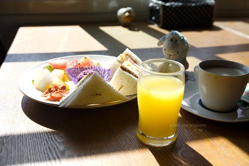 早餐@羊兒煙囪