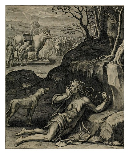 013- La envidia causa infinitos males- Teatro moral de la vida humana1612- Otto Vaenius