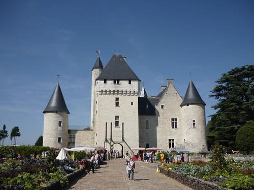 Chateau du Rivau - fête de la citrouille 2009 (1)