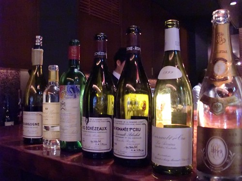 スペシャルワイン会