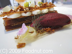 The Fat Duck - Bray - UK - Taffaty-tart (foodnut.com) Tags: uk food restaurant foodporn bray foodie thefatduck hestonblumenthal moleculargastronomy foodnutcom taffatytart