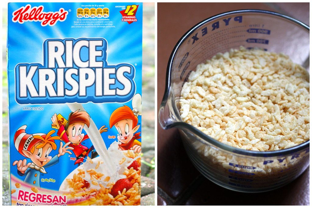 Rice Krispies...can be found in Mexico