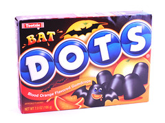Halloween Bat DOTS