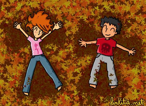 Me encanta el otoño