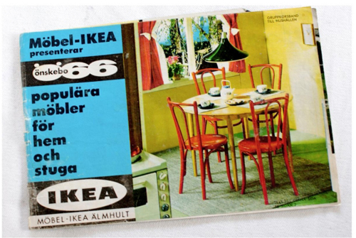 Ikea Catalogue From 1965 The Style Files