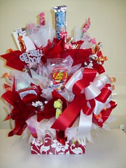 Sugar-Free Get Well (Candy Bouquet) Tags: candy chocolate gift present bouquet