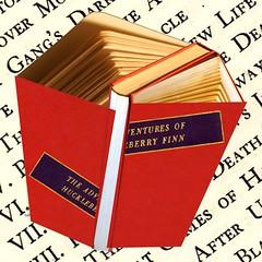 The Adventures of Huckleberry Finn (Bill Horne) Tags: collage books huckfinn cubism huckleberryfinn yse ysinembargo