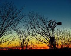 El Molino (DiEgo bErrA) Tags: sky black get mill field atardecer solitude negro molino cielo contraste campo late soledad resistance