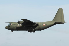8T-CC C-130K Austrian Air Force (eigjb) Tags: eidw dub dublin collinstown airport aircraft airplane 8tcc c130 c130k hercules lockheed xv292 raf international ireland military transport austrian air force 2009 royal plane spotting