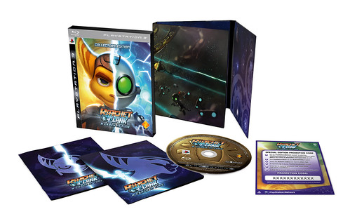 Ratchet & Clank Collector's Edition