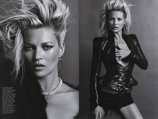 Kate Moss Vogue Paris (6)