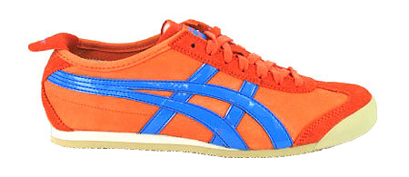 Onitsuka Tiger Mexico 66 Orange