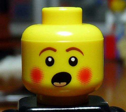 10199 - new Lego face