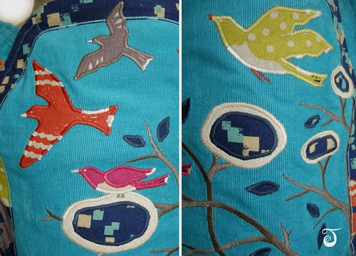 Mei Tai wędrujące ptaki/ migratory birds