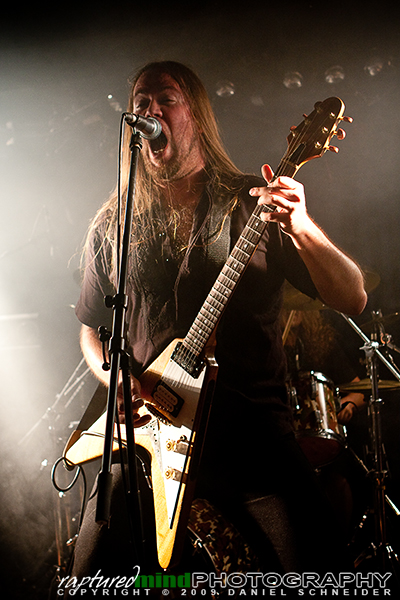 Guido Meyer de Voltaire - Aardvarks - Wuppertal, Live Club Barmen (LCB) - 09.10.2009