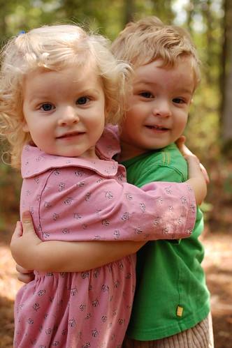 Cecilia and Thomas
