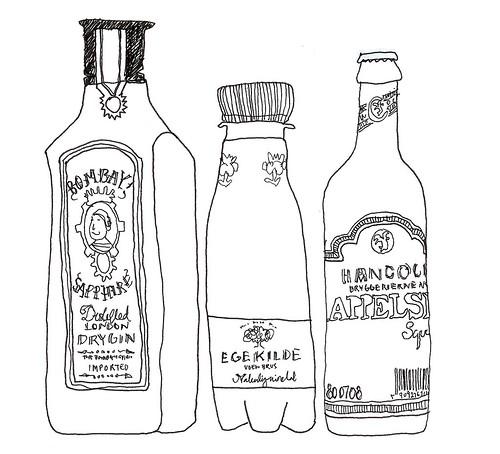 Flaskor I